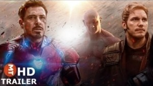 Video: AVENGERS INFINITY WAR Iron Man Trailer (2018) Marvel Movie HD - Disneyland Commercial